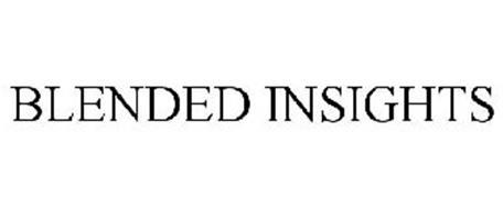BLENDED INSIGHTS