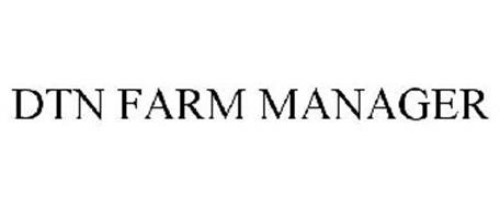 DTN FARM MANAGER