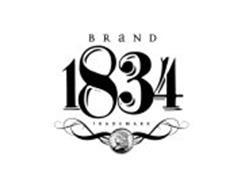 BRAND 1834 TRADEMARK
