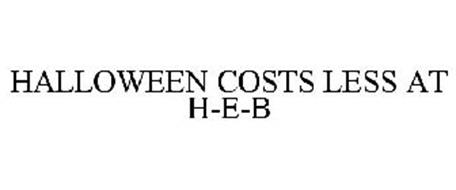 HALLOWEEN COSTS LESS AT H-E-B