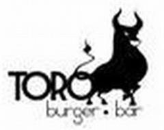 TORO BURGER · BAR