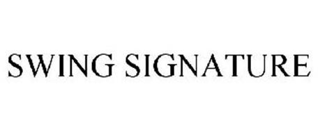 SWING SIGNATURE
