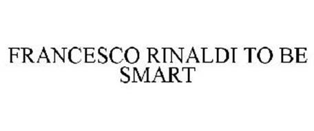 FRANCESCO RINALDI TO BE SMART