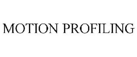MOTION PROFILING