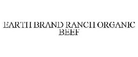 EARTH BRAND RANCH ORGANIC BEEF