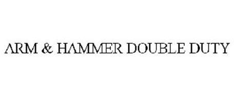 ARM & HAMMER DOUBLE DUTY