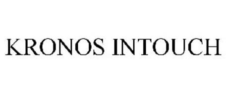 KRONOS INTOUCH
