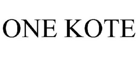ONE KOTE