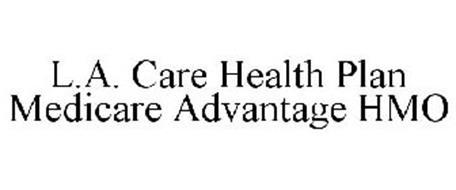 L.A. CARE HEALTH PLAN MEDICARE ADVANTAGE HMO