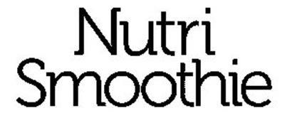 NUTRI SMOOTHIE