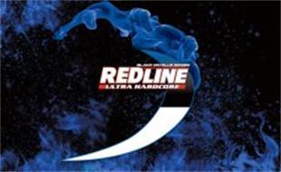 REDLINE ULTRA HARDCORE BLACK ON BLUE SERIES