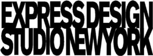 EXPRESS DESIGN STUDIO NEW YORK