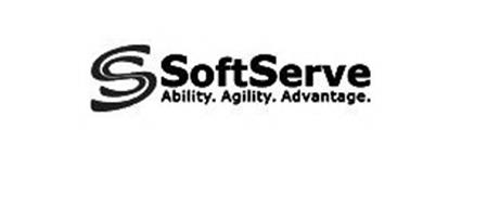 SS SOFTSERVE ABILITY.AGILITY.ADVANTAGE.