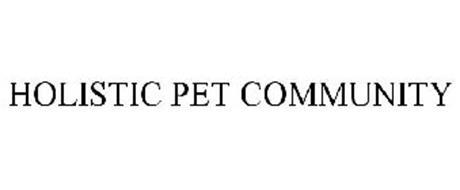 HOLISTIC PET COMMUNITY