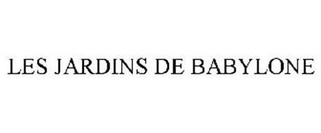 Earl didier dagueneau trademarks 11 from trademarkia for Jardin de babylone wine