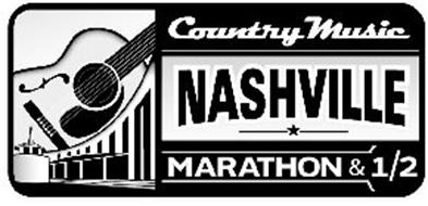COUNTRY MUSIC NASHVILLE MARATHON & 1/2