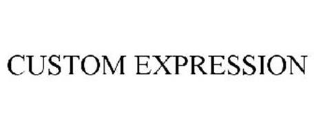 CUSTOM EXPRESSION