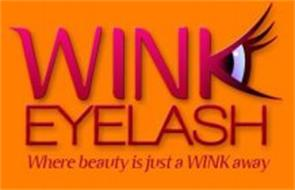 WINK EYELASH WHERE BEAUTY IS JUST A WINK AWAY