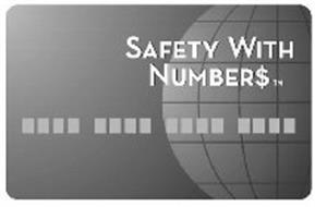 SAFETY WITH NUMBER$