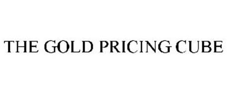 THE GOLD PRICING CUBE