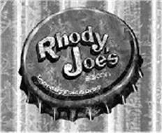 RHODY JOE'S SALOON LEGENDARY FOOD & DRINK