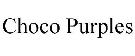 CHOCO PURPLES