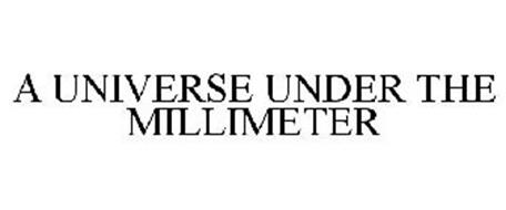 A UNIVERSE UNDER THE MILLIMETER