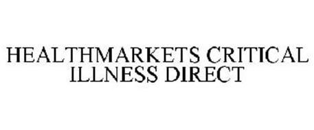 HEALTHMARKETS CRITICAL ILLNESS DIRECT