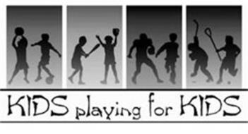KIDS PLAYING FOR KIDS
