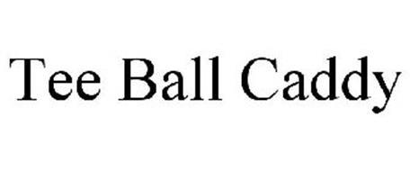 TEE BALL CADDY