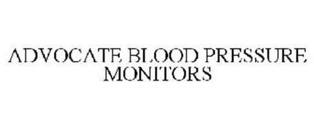 ADVOCATE BLOOD PRESSURE MONITORS
