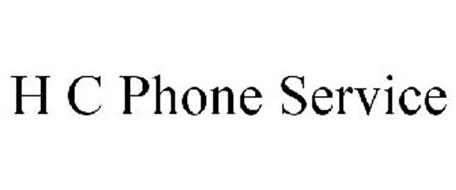 H C PHONE SERVICE