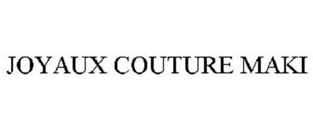 JOYAUX COUTURE MAKI