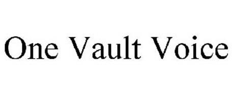 ONE VAULT VOICE