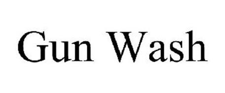 GUN WASH