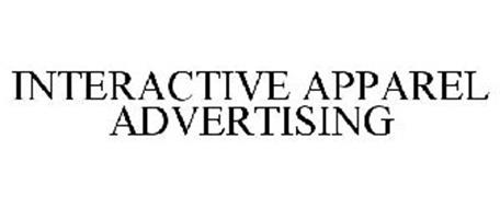 INTERACTIVE APPAREL ADVERTISING