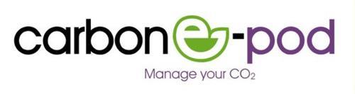 CARBON E-POD, MANAGE YOUR CO2