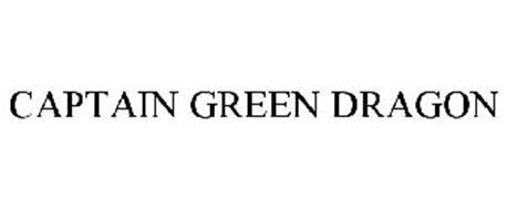 CAPTAIN GREEN DRAGON