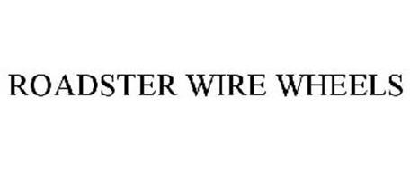 ROADSTER WIRE WHEELS