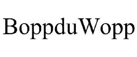 BOPP DU WOPP