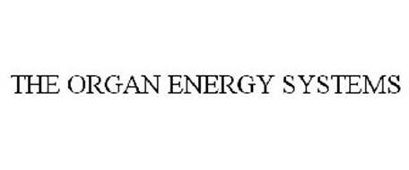 THE ORGAN ENERGY SYSTEMS