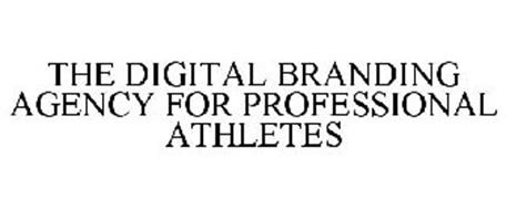 THE DIGITAL BRANDING AGENCY FOR PROFESSIONAL ATHLETES