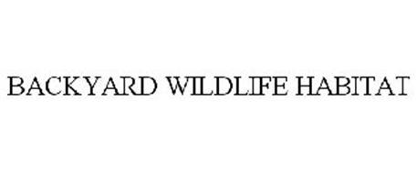 BACKYARD WILDLIFE HABITAT