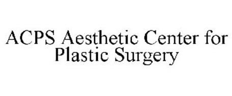 ACPS AESTHETIC CENTER FOR PLASTIC SURGERY