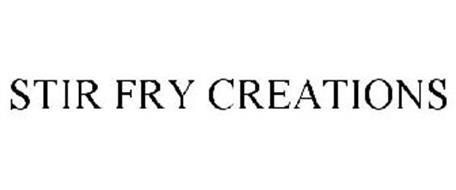 STIR FRY CREATIONS