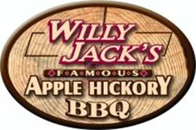 WILLY JACK'S FAMOUS APPLE HICKORY BBQ