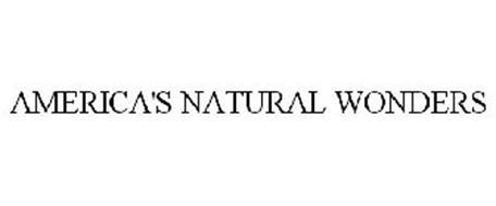 AMERICA'S NATURAL WONDERS