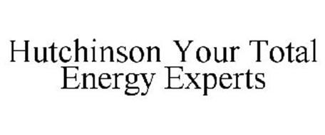 HUTCHINSON YOUR TOTAL ENERGY EXPERTS