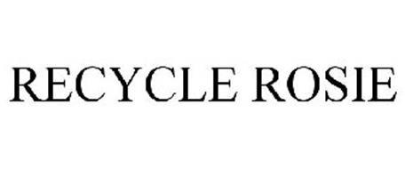 RECYCLE ROSIE