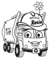 RECYCLE ROSIE AW ALLIED WASTE